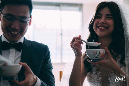 婚禮紀錄 | 寒舍艾麗