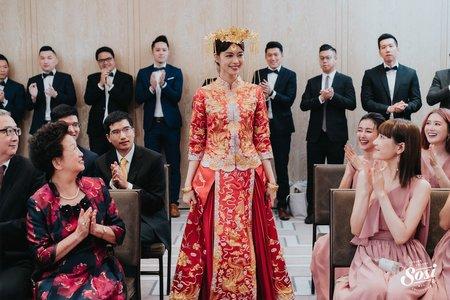 婚禮紀錄 | 明星婚禮 吳洛儀