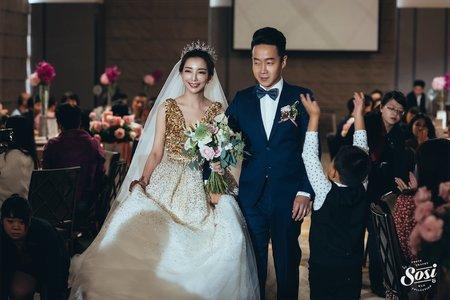 婚禮紀錄 | 台北萬豪婚禮