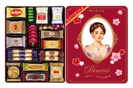 皇后禮盒日式喜餅