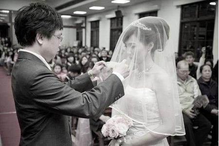任駿 & 文玲 - 結婚典禮