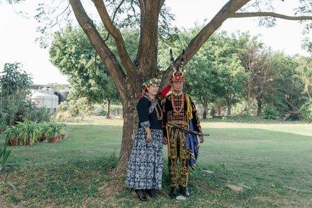 50周年婚紗紀錄