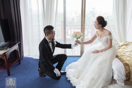 廷緯&雅婷 迎娶午宴