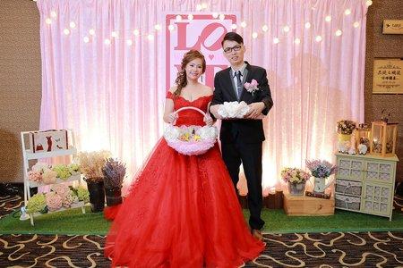台南迎娶婚禮紀錄-桂田酒店
