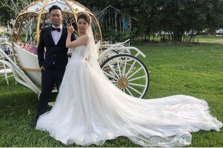 綠光花園~鴻偉&佳如 婚禮