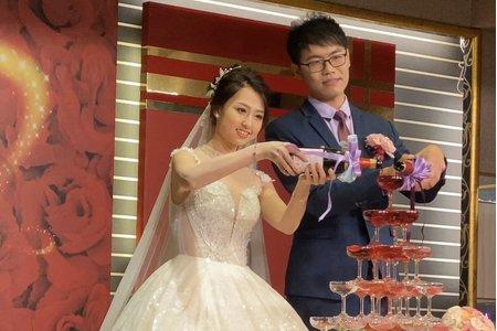 幸福婚禮~桃群客家餐廳