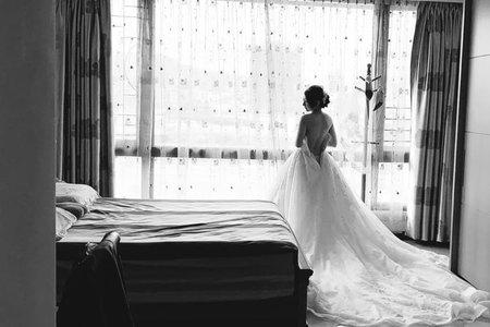 婚紗造型精選 Anikamakeup