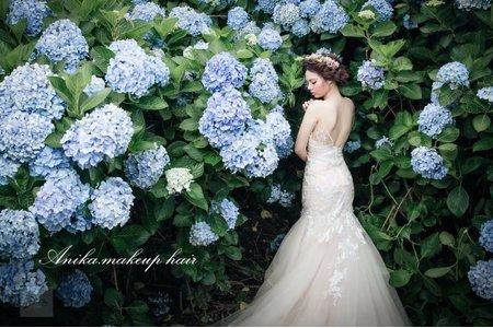 Anika . Makeup Studio / 整體造型/個人婚紗