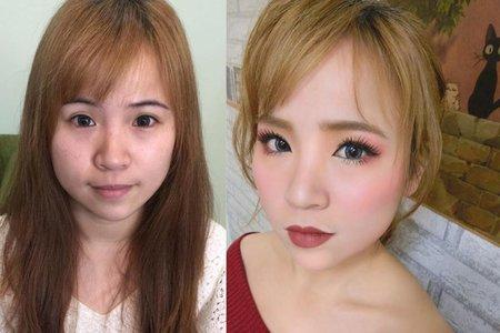Anika . Makeup Studio素人改造