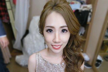 Anika . Makeup Studio整體造型