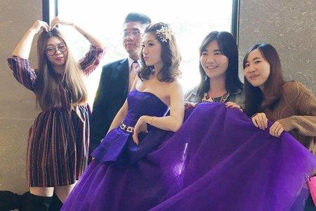 中式復古,歐風時尚新娘