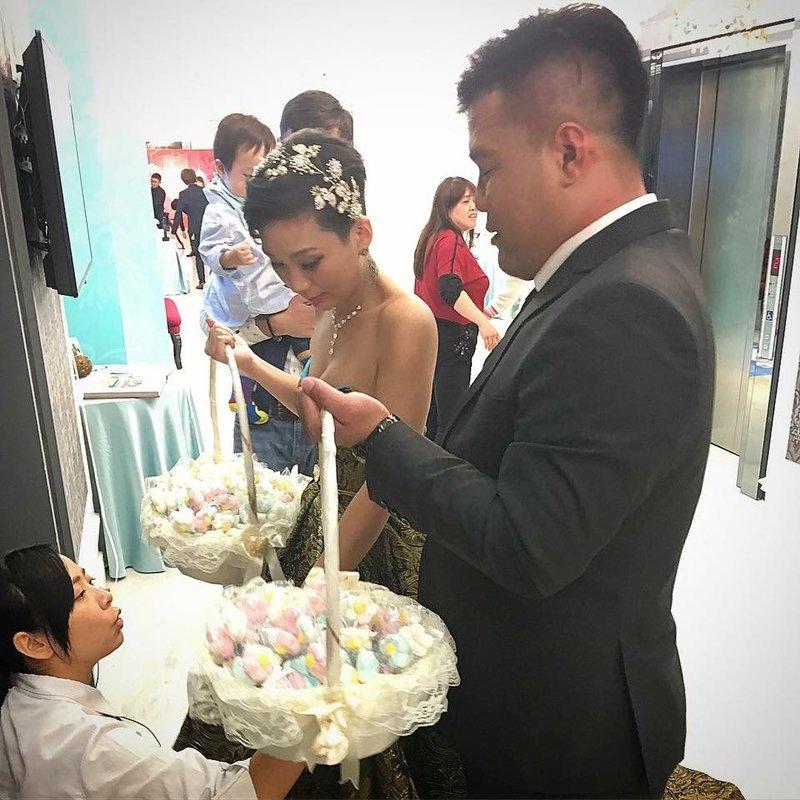 婚宴現場紀錄