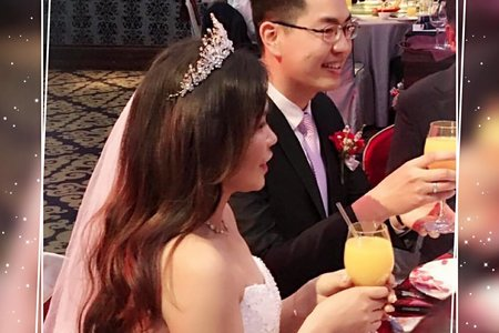 韓系簡約新娘