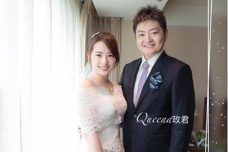 中式典雅氣質新娘