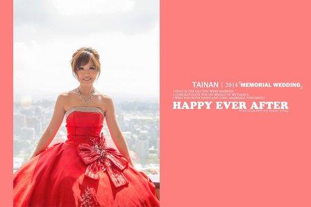 婚禮紀錄WEDDING | 台南-活佛歐式素食餐廳 | 幸運草攝影工坊