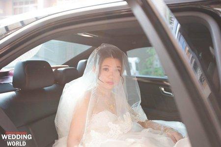 婚禮紀錄WEDDING | 嘉義-自宅 幸運草攝影工坊
