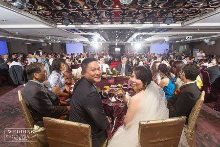 婚禮紀錄WEDDING | 嘉義-兆品大酒店 | 幸運草攝影工坊