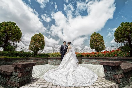 婚禮紀錄WEDDING | 台南-總理大餐廳 | 幸運草攝影工坊