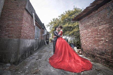 嘉義布袋 | 幸運草攝影工坊 | 訂婚