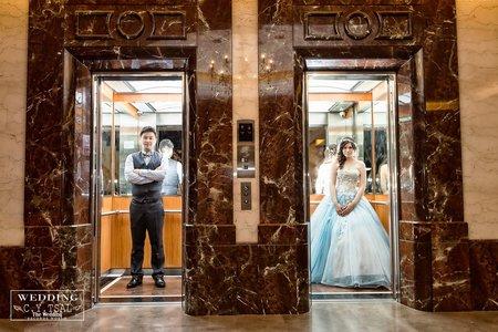 婚禮紀錄WEDDING |台南-富霖餐廳永華館 | 幸運草攝影工坊