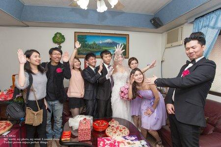 台南-自宅 |幸運草攝影工坊 | 結婚