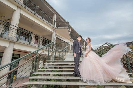 婚禮紀錄WEDDING |台南-金冠台菜海鮮婚宴餐廳| 幸運草攝影工坊