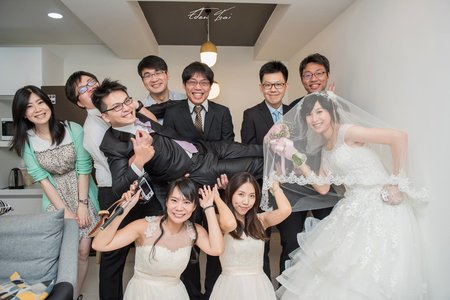 婚禮紀錄WEDDING |高雄-寒軒美饌會館-陽明宴會廳 | 幸運草攝影工坊