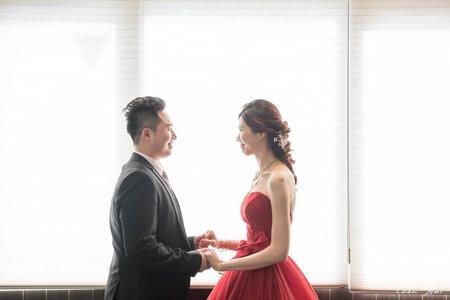 婚禮紀錄WEDDING |高雄-寒軒和平店 | 幸運草攝影工坊
