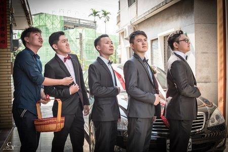 婚禮紀錄WEDDING |高雄-橋頭區五林國小 | 幸運草攝影工坊