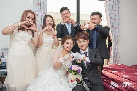 婚禮紀錄WEDDING | 台南保西國小 | 幸運草攝影工坊