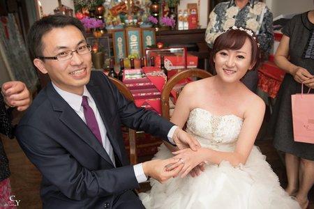 婚禮紀錄WEDDING | 台南-富霖華平宴會館 | 幸運草攝影工坊