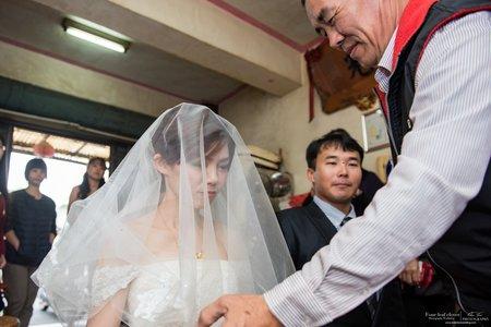 婚禮紀錄WEDDING |台南-安南區鳳凰里活動中心 | 幸運草攝影工坊