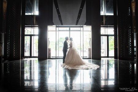 婚禮紀錄WEDDING | 台南-東東華平囍嫁館 | 幸運草攝影工坊