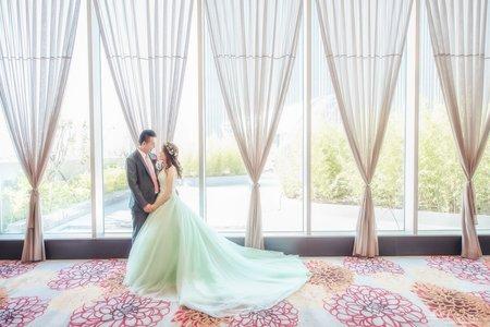婚禮紀錄WEDDING | 台南-夢時代雅悅會館 | 幸運草攝影工坊