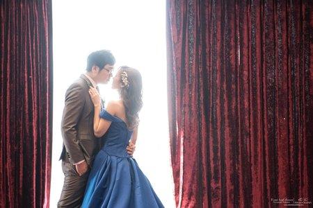 婚禮紀錄WEDDING | 台南-濃園滿漢餐廳 | 幸運草攝影工坊