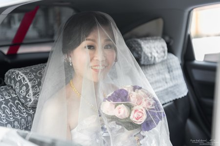 婚禮紀錄WEDDING | 高雄-月眉池慈濟宮-保生館 | 幸運草攝影工坊