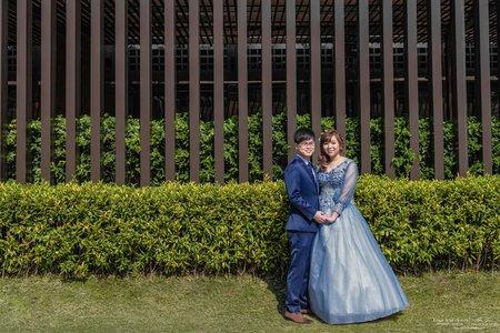 婚禮紀錄WEDDING | 台南-桂田酒店羅馬廳 | 幸運草攝影工坊