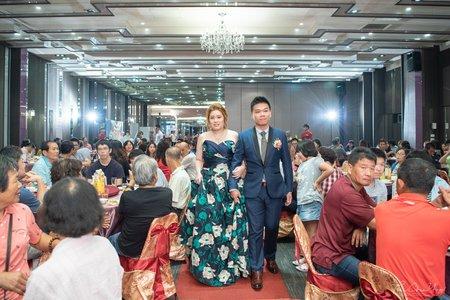 婚禮紀錄WEDDING | 台南-陳家宴席會館  | 幸運草攝影工坊