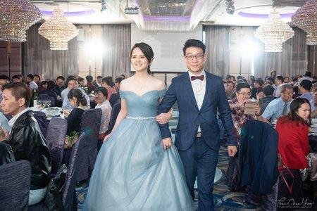 婚禮紀錄WEDDING | 高雄-東東宴會廳 | 幸運草攝影工坊