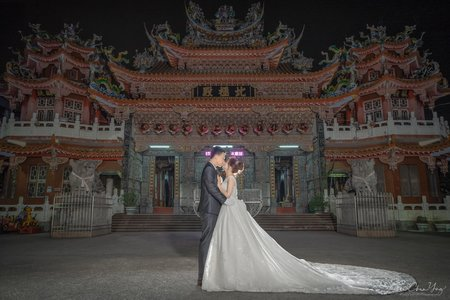 婚禮紀錄WEDDING   台南-歸仁六甲里北極殿   幸運草攝影工坊