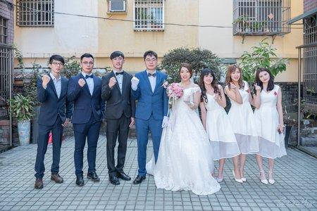 婚禮紀錄WEDDING | 東港-阿榮坊風味海鮮餐廳  | 幸運草攝影工坊