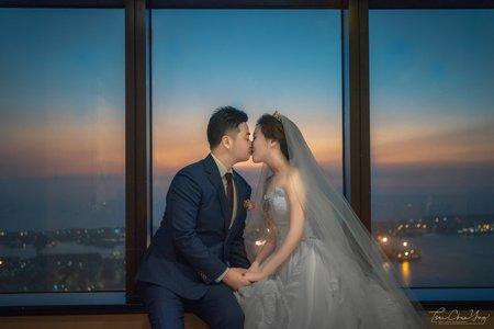 婚禮紀錄WEDDING   高雄-君鴻國際酒店-金鑽廳  幸運草攝影工坊