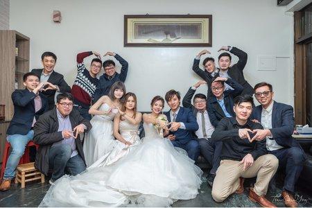 台南自宅 | 幸運草攝影工坊| 結婚儀式