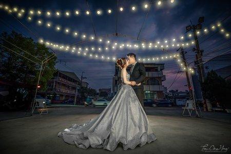 婚禮紀錄WEDDING | 台南-永康開天宮  | 幸運草攝影工坊