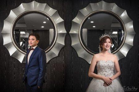婚禮紀錄WEDDING | 台南鴻樓宴會廳  | 幸運草攝影工坊