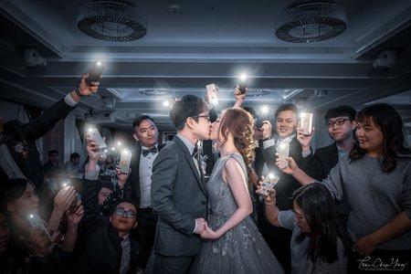婚禮紀錄WEDDING | 台南-夏都城旅安平館 | 幸運草攝影工坊