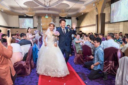 婚禮紀錄WEDDING | 高雄-和樂宴會館鳳山店-幸福聽 | 幸運草攝影工坊