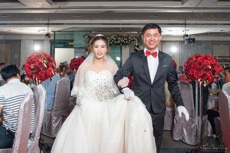 台南丸三海鮮餐廳華平館  | 幸運草攝影工坊 |  結婚