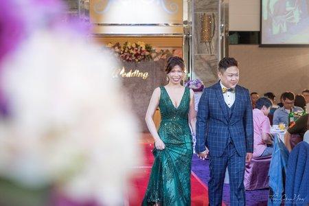 高雄和樂宴會館鳳山店-美滿廳  | 幸運草攝影工坊 |  結婚