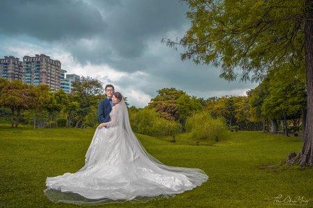 台南-保西國小  | 幸運草攝影工坊|訂結婚
